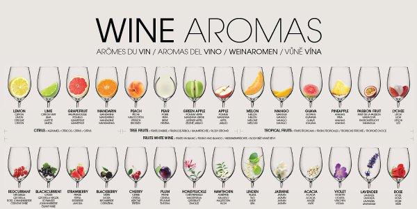 WineAromas